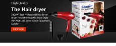 Sonifer Hair Dryer