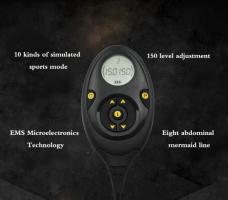 EMS Electro Stimulation  Workout Belt