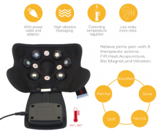 Electrothermal Kneepad Home rehabilitation