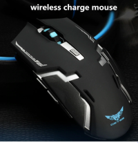 Silent Mute Rechargeable Wireless Mouse
