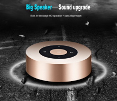 PASTOP LED Touch Wireless Bluetooth Speakers