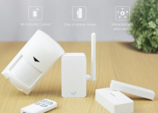 Broadlink S1C Smart Home Automation Remote Sensor