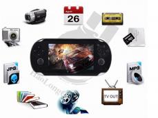 Handheld GCP Game Players