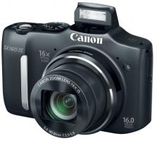 Canon SX160 IS 16.0 MP Digital Camera