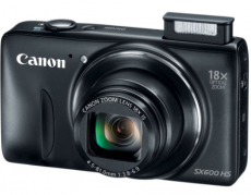 Canon SX600 HS 16MP Digital Camera