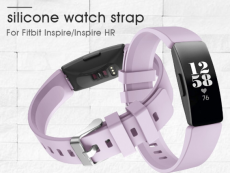 Fitbit Inspire HR Activity Tracker Smartwatch