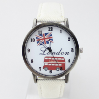 London Canvas Ladies Fashion Watch