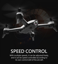 OPTICAL FLOW QUADRUPOLE SG 106 4K DRONE