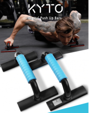 KYTO Digital Push Up Bars