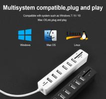 Multi USB 3.0 Hub USB