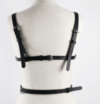 Rope Leather Harness