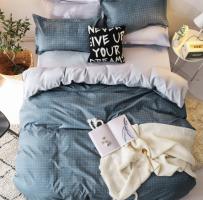 Heart Pattern Bedding Set Cute Bed Linen Set Home Textile Pink Girl Heart Bedding Set 4pcs Queen Full King Size
