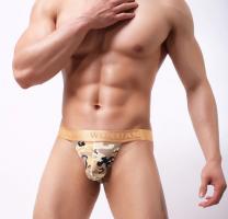 Cueca Camouflage Underwear