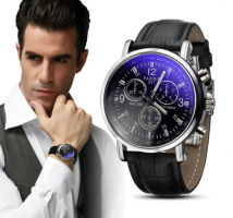 Yazole Casual Business Watch