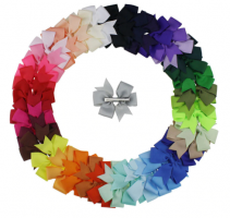 Girl Grosgrain Ribbon