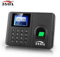 Biometric Fingerprint Attendance  Recorder