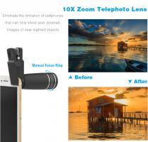 APEXEL  Camera Lens