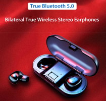 DFOI AirBuds Bluetooth Earphones