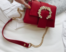 Soft PU Leather Handbag