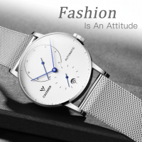 Men Top Luxury Band Automatic Mechanical Watch